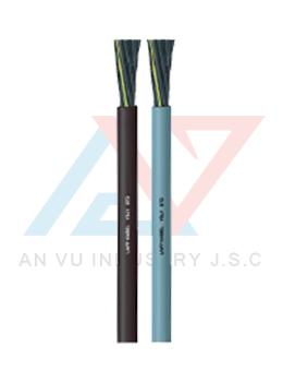 Cáp tín hiệu Lapp Kabel YSLY-JZ 4G0.75 3802104